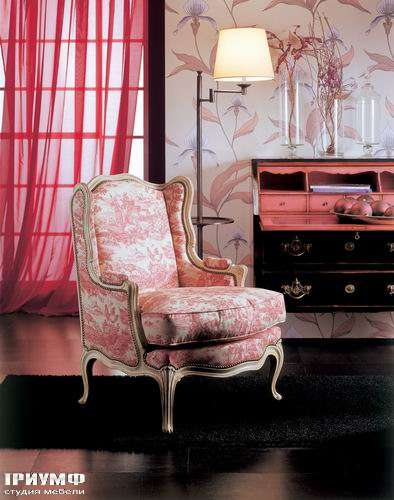 Итальянская мебель Salda - Кресло  Cod- 7671