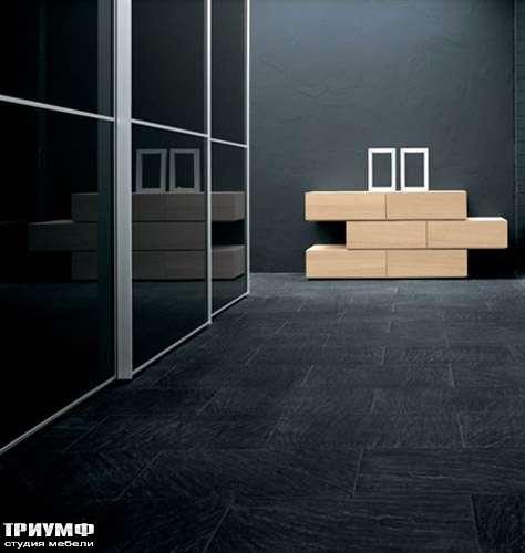 Итальянская мебель Pianca - Комод из ящиков из коллекции People