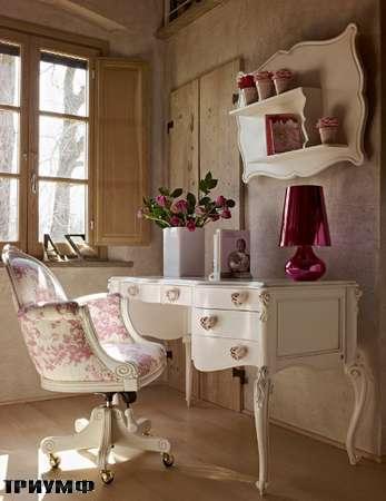 Итальянская мебель Volpi - Стол рабочий Tea