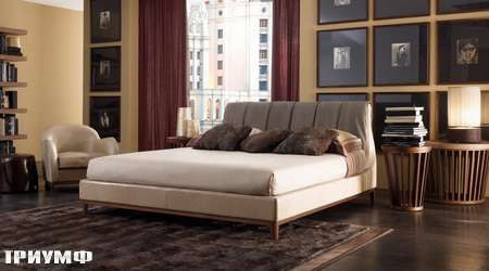 Итальянская мебель Ulivi  - кровать-Louis