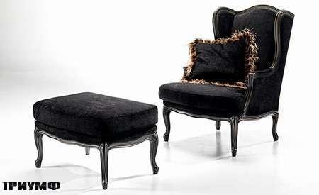 Итальянская мебель Goldconfort - кресло Miro