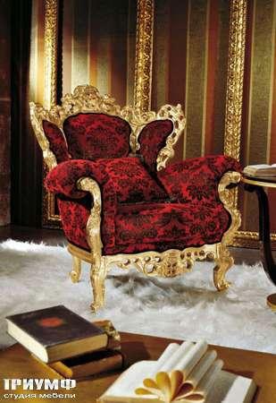 Итальянская мебель Modenese Gastone - кресло Poltrona