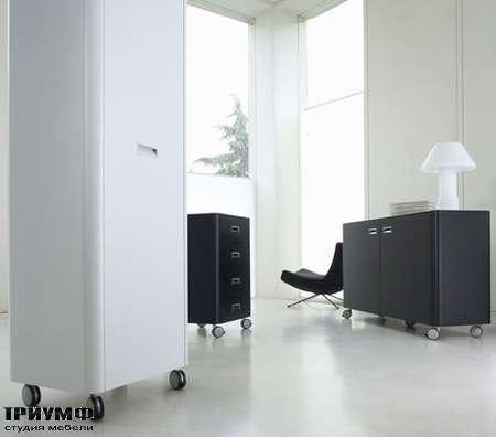 Итальянская мебель Ligne Roset - шкаф Travel