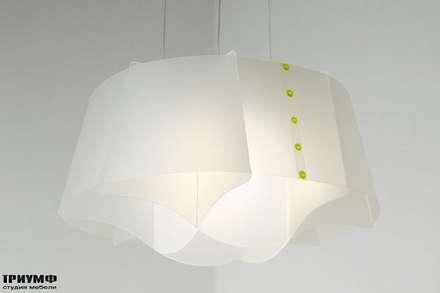 Подвесная лампа Bat-lamp