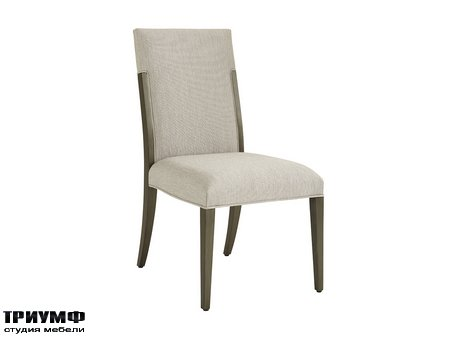 Американская мебель Lexington - Saverne Upholstered Side Chair