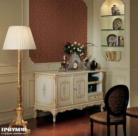 Итальянская мебель Silik - Подставка под TV