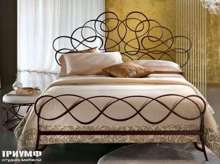 Итальянская мебель Ciacci - Кровать Nuvola