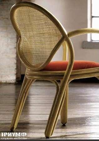 Итальянская мебель Varaschin - Кресло Valentina Fox