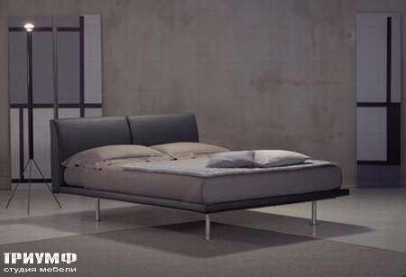 Итальянская мебель Orizzonti - кровать Сaprera 1