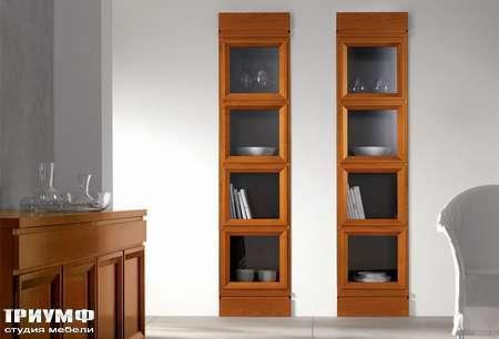 Итальянская мебель Sellaro  - Витрина Quadro