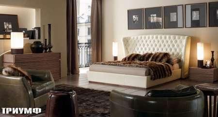 Итальянская мебель Ulivi  - кровать-New
