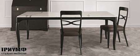 Итальянская мебель Galimberti Nino - стол Tino