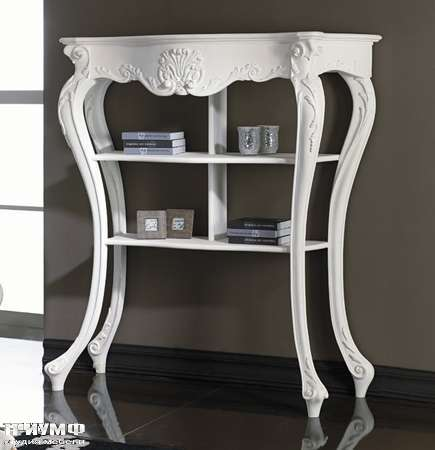 Итальянская мебель Seven Sedie - Книжный стеллаж Febe