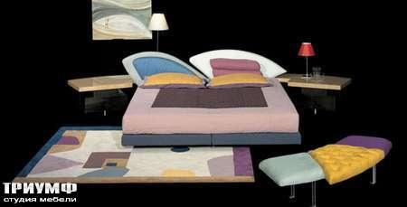 Итальянская мебель Il Loft - кровать airon