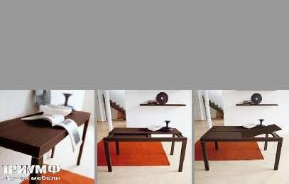 Итальянская мебель Longhi - стол twin_a