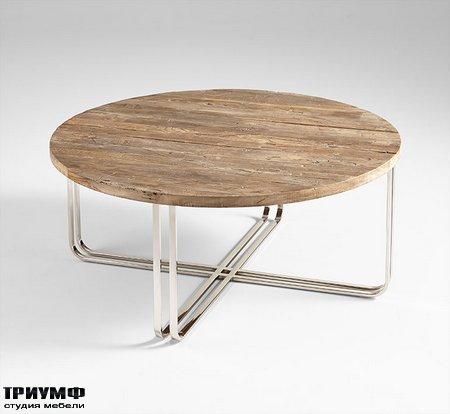 Американская мебель Cyan Design - Montrose Coffee Table