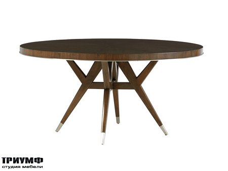 Американская мебель Lexington - Strathmore Round Dining Table