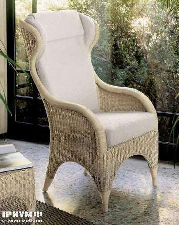 Итальянская мебель Varaschin - Кресло Vanessa II
