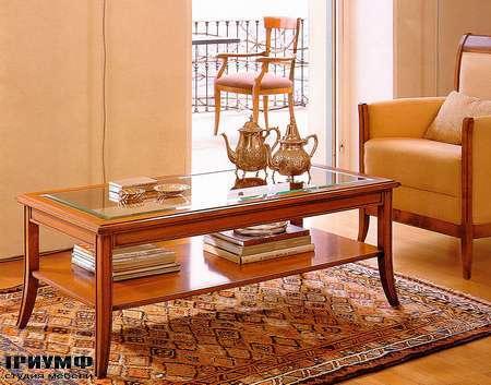 Итальянская мебель Galimberti Nino - столик NL.511