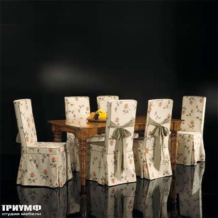 Итальянская мебель Seven Sedie - Стол 00TA73