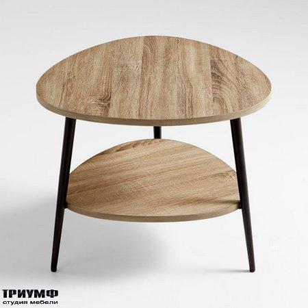 Американская мебель Cyan Design - Moon Shot Side Table