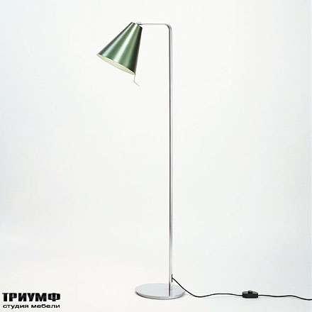 Итальянская мебель Driade - Торшер металлический