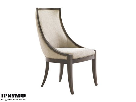 Американская мебель Lexington - Talbott Upholstered Host Chair