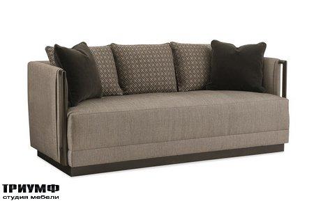 Американская мебель Caracole - Uptown Sofa