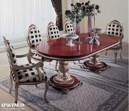 Итальянская мебель Jumbo Collection - Стол обеденный коллекция Сreta