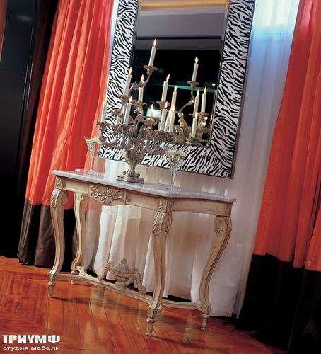 Итальянская мебель Salda - Консоль   COD: 8509