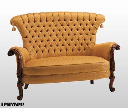 Итальянская мебель Volpi - диван Gregorio