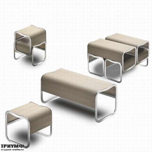Итальянская мебель Lapalma - Пуф za1-za