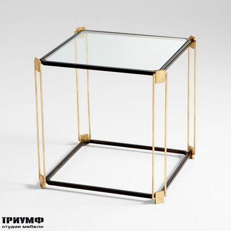 Американская мебель Cyan Design - Velasco Side Table