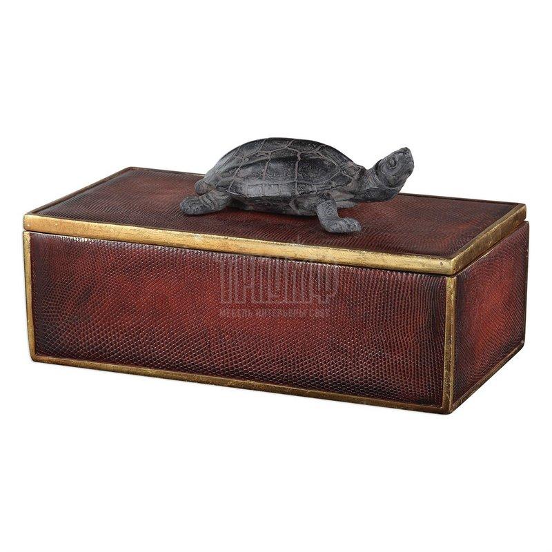 Американская мебель Uttermost - Шкатулка Neagan 20480