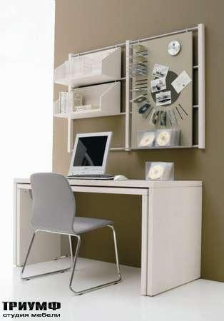 Итальянская мебель Di Liddo & Perego - Место рабочее E-Volution
