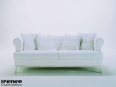 Итальянская мебель Futura - Диван в стиле ар деко, Prince
