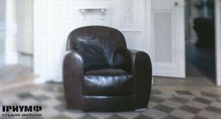Итальянская мебель Baxter - Кресло Amburgo