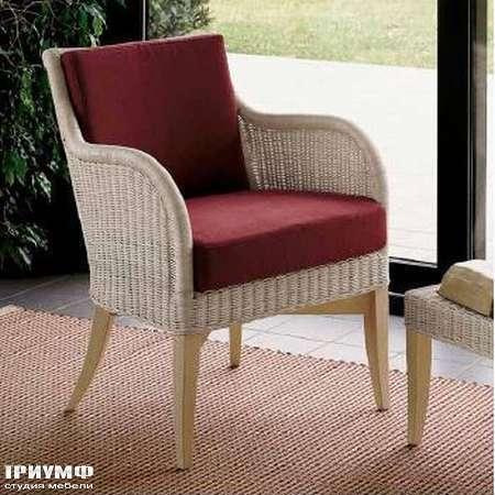 Итальянская мебель Varaschin - Кресло Vanessa IV