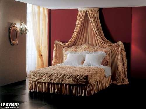 Итальянская мебель Salda - Кровать  COD- 8512