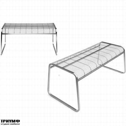 Итальянская мебель Lapalma - Скамья ARIAPANCA