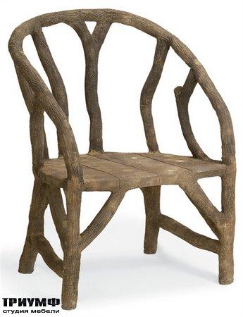 Американская мебель Currey and Company - Arbor Chair