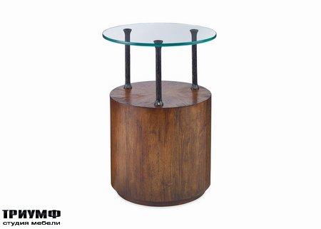 Американская мебель Hancock & Moore - Lunar Chairside Table