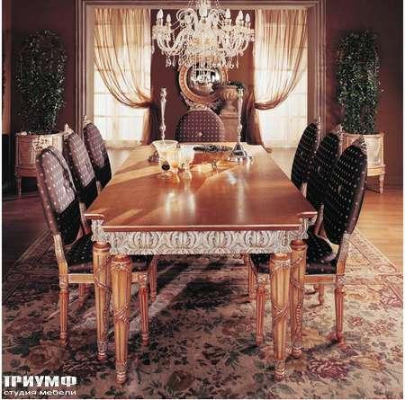 Итальянская мебель Jumbo Collection - Стол прямоугольный коллекция Four Seasons