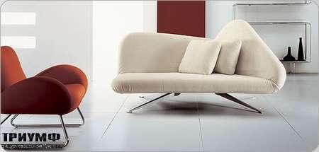 Итальянская мебель Bonaldo - диван-трансформер Papillon XL