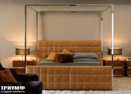 Итальянская мебель Mobilidea - Кровать hollywood арт.5250