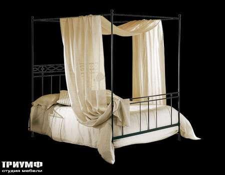 Итальянская мебель Cantori - кровать Sirolo