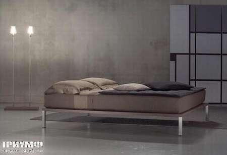 Итальянская мебель Orizzonti - кровать Сicladi Sommier