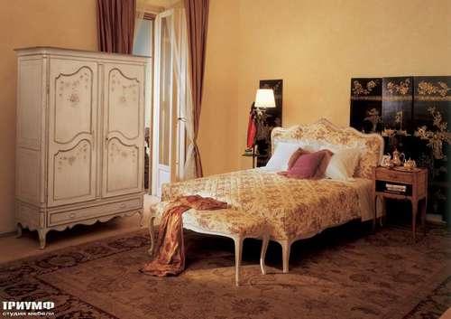 Итальянская мебель Salda - Кровать  COD - 8512