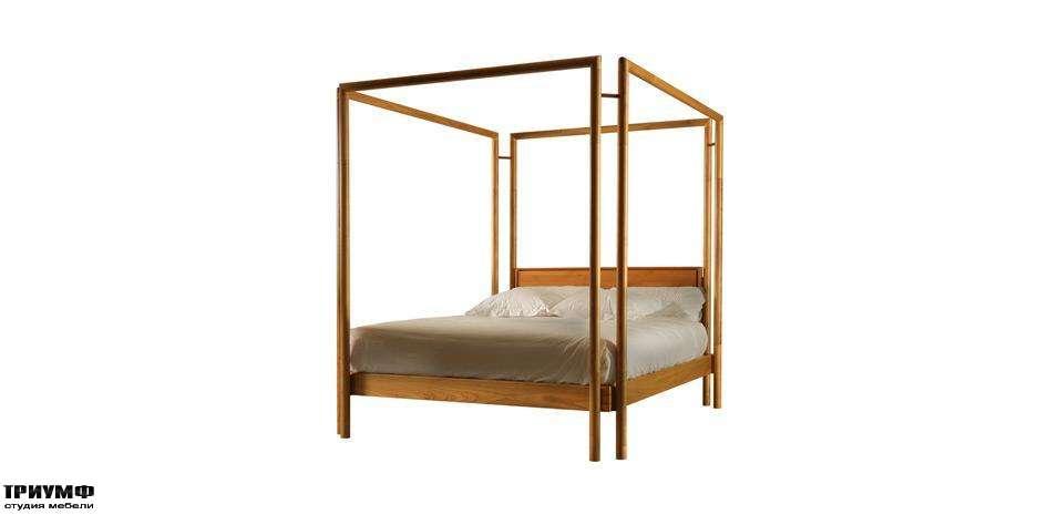 Итальянская мебель Morelato - Кровать с балдахином