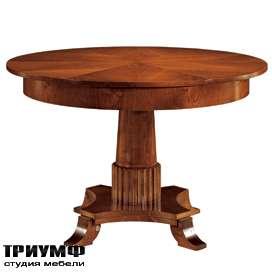 Итальянская мебель Morelato - Стол на декоративной ноге